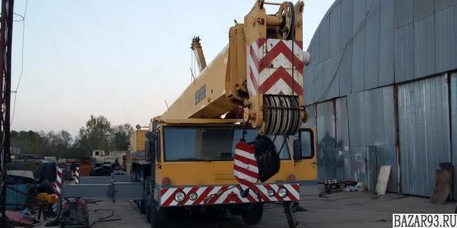 Автокран Liebherr 80 тонн