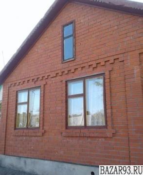 Продам дом 1-этажный дом 34 м² ( кирпич )  на участке 15 сот.  ,  20 км до город