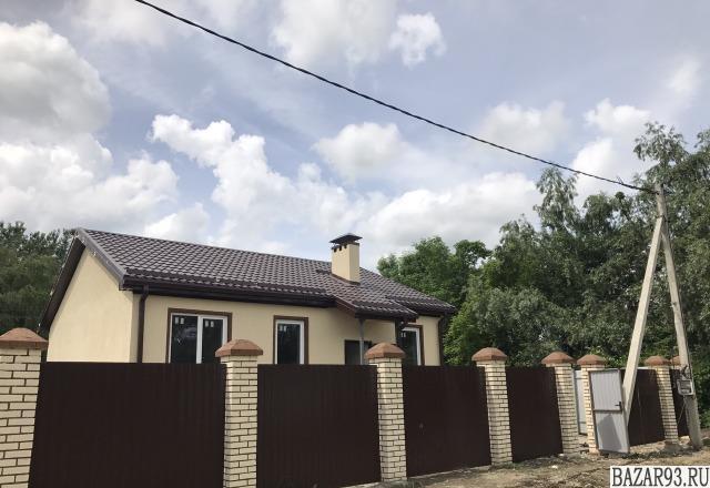 Продам дом 1-этажный дом 70 м² ( кирпич )  на участке 6 сот.  ,  14 км до города