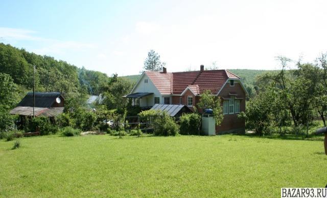 Продам дом 2-этажный дом 170 м² ( кирпич )  на участке 40 сот.  ,  12 км до горо