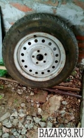 Продам колесо на волгу 3110 летняя резина состояни