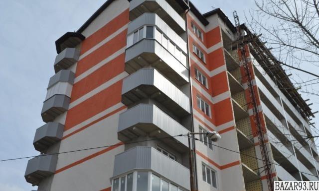 Продам квартиру в новостройке 1-к квартира 42 м² на 2 этаже 9-этажного монолитно