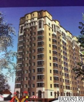 Продам квартиру в новостройке ЖК «Аристократ» 1-к квартира 40. 2 м² на 8 этаже 1