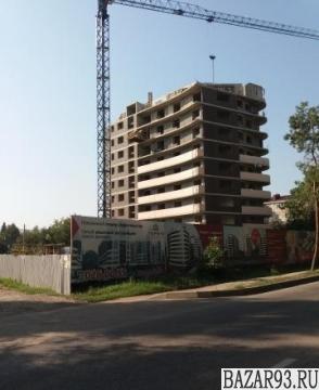 Продам квартиру в новостройке ЖК «Триумф» ,  1 этап 1-к квартира 40. 4 м² на 5 э