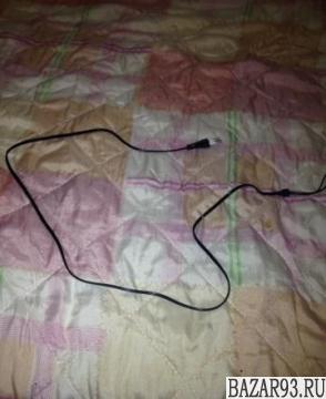 Провод с вилкой 1м 4см