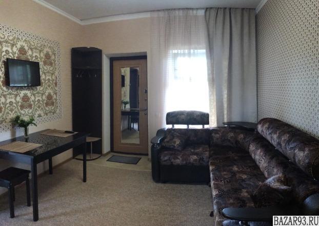 Сдам квартиру посуточно 2-к квартира 45 м² на 2 этаже 3-этажного монолитного дом
