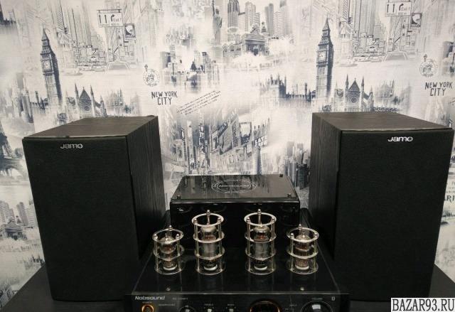 Jamo s 60 полочная акустика