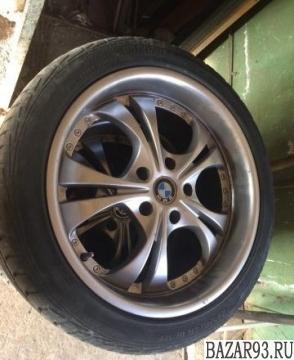 Колёса на BMW-520