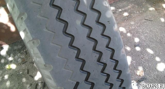 Нарезка (углубление )  протектора грузовых шин