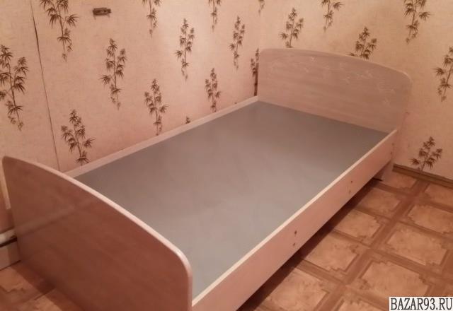 Новая кровать (100х190)