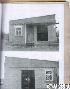 Продам дом 1-этажный дом 72 м² ( кирпич )  на участке 8 сот.  ,  50 км до города