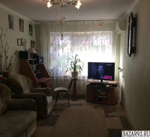 Продам квартиру 3-к квартира 58 м² на 4 этаже 5-этажного кирпичного дома