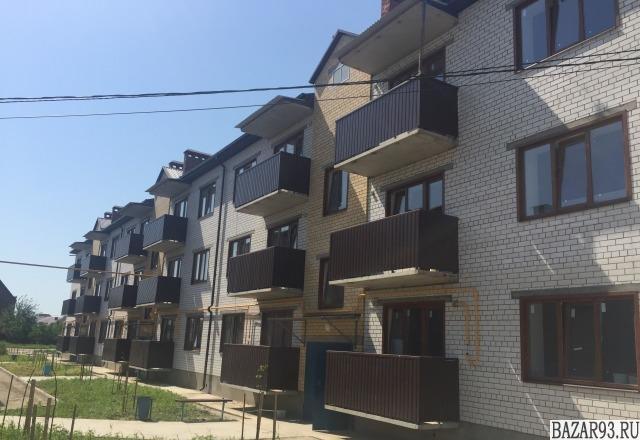 Продам квартиру в новостройке 3-к квартира 74 м² на 1 этаже 3-этажного кирпичног
