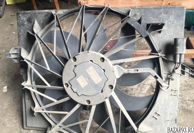 Вентилятор охлаждения Бмв 750i 2007г