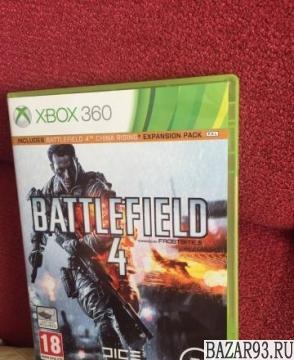 Battlefield 4 on xbox 360
