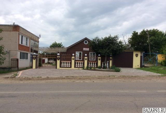 Продам дом 1-этажный дом 55 м² ( брус )  на участке 3 сот.  ,  в черте города