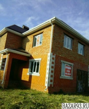 Продам дом 2-этажный дом 150 м² ( кирпич )  на участке 9 сот.  ,  в черте города