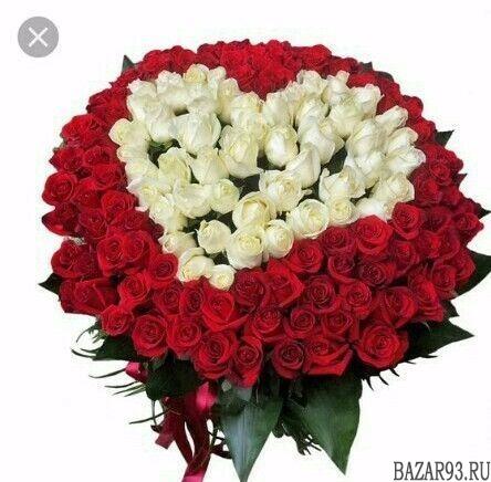 Цветы и букеты на заказ