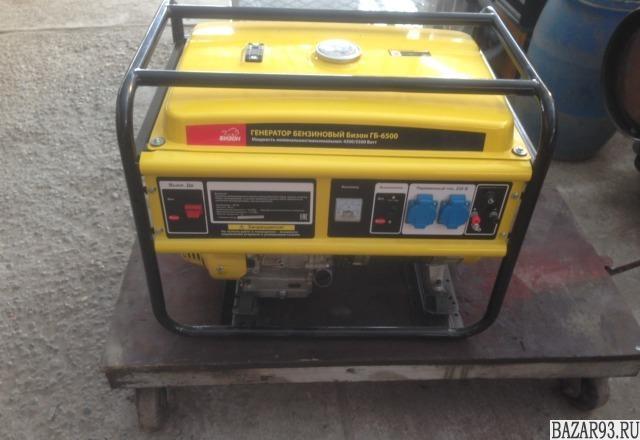 Генератор Бизон 5, 5 кВт