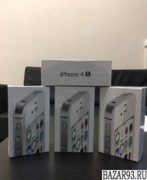 iPhone 4/4S white. Гарантия. Магазин. Оригинал