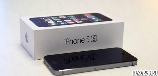 iPhone 5s/5/4s 16/32/64 Gb Space Gray (Оригинал Ма