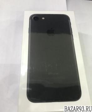 iPhone 7 256 gb black новый