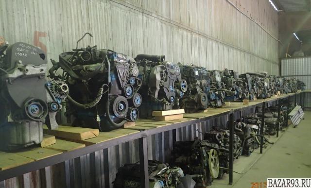 Контрактные двигатели д/иномарок без пробега по рф