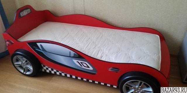 Кровать-машина Cilek