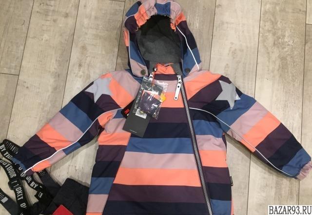 Новая куртка Molo Hopla и штаны Ticket 98