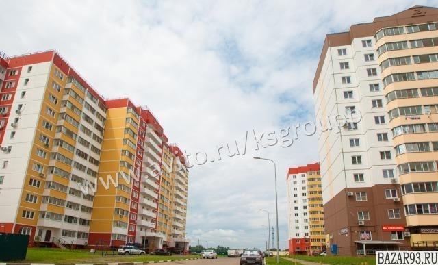 Продам квартиру в новостройке ЖК «Дом у реки» 2-к квартира 61 м² на 3 этаже 16-э
