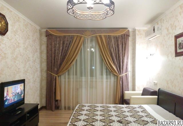 Сдам квартиру посуточно 1-к квартира 55 м² на 13 этаже 16-этажного монолитного д