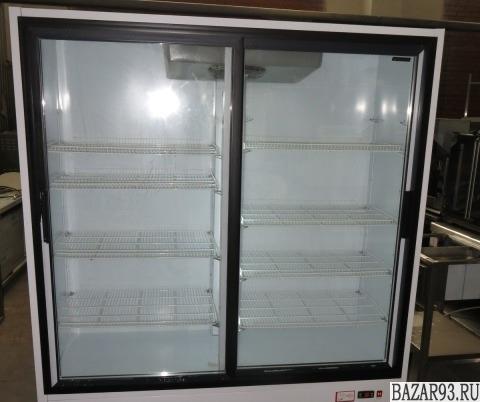 Универсальный холодильный шкаф,  длиною 165 см