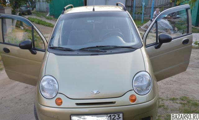 Daewoo Matiz,  2008