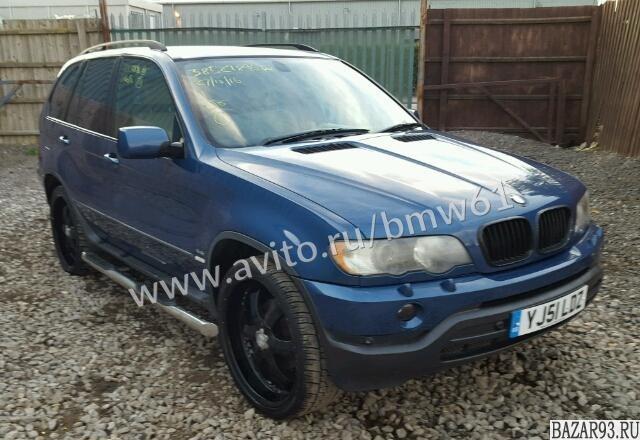 Авторазборка бмв 2001 BMW X5 E53 4. 4i АКПП 273*