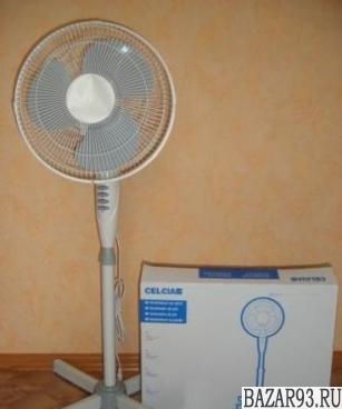 Напольный вентилятор celcia 50Вт