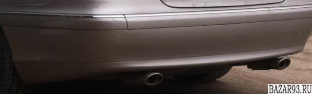 Насадки на Mercedes W220