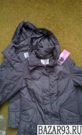 Новая куртка осенняя