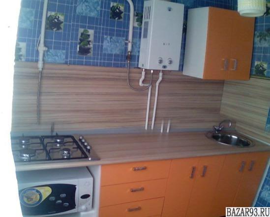 Сдам квартиру посуточно 1-к квартира 35 м² на 1 этаже 3-этажного панельного дома