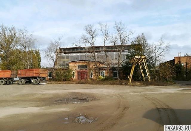 Сдаются производственные помещения,  цех,  кран-балк