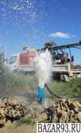 Бурение скважин на воду в Крымском и Абинском р-не