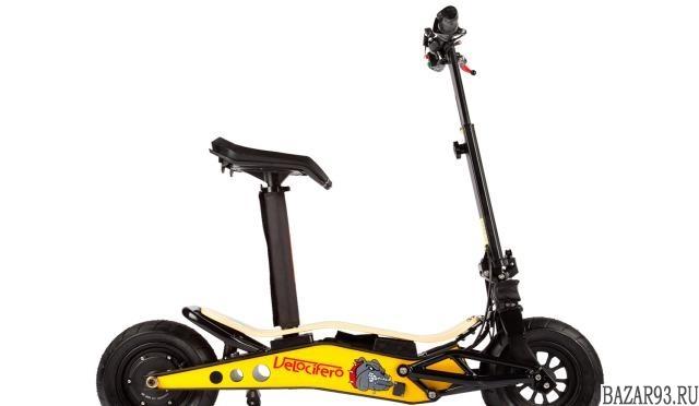 Электросамокат velocifero mini-MAD 800W LI-ON