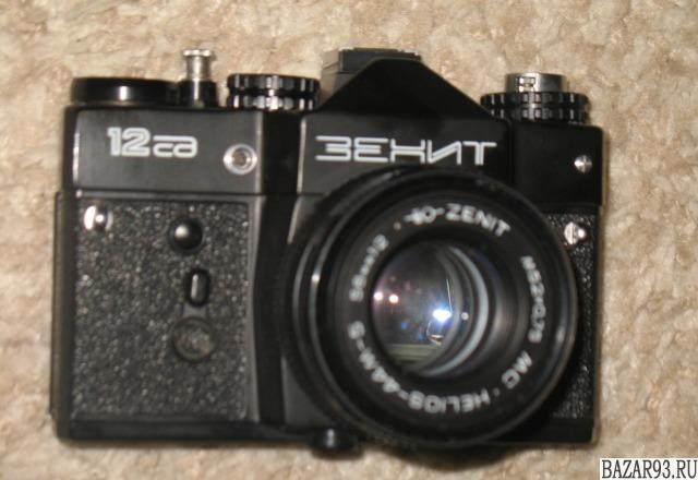 Фотоаппарат Зенит 12сд автомат