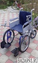Инвалидное кресло-коляска maira-470.  рычажная