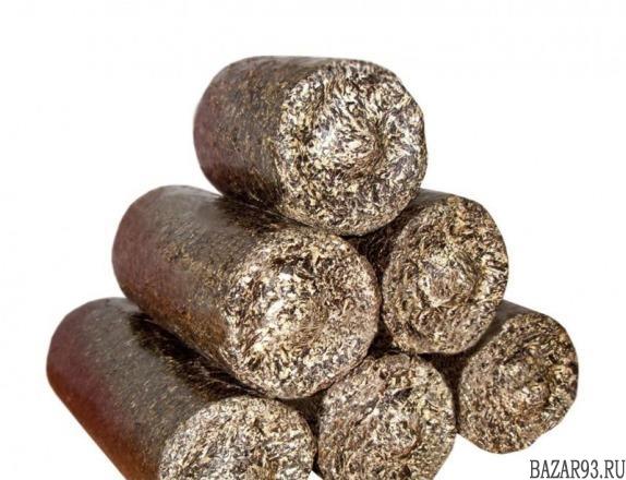 Евро дрова брикеты