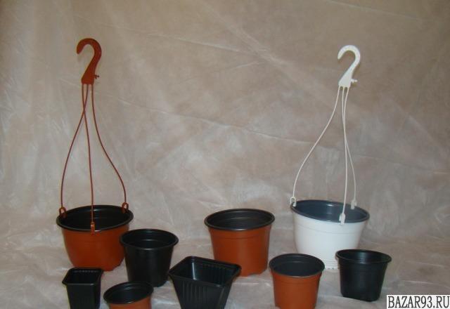 Промышленные горшки для выращивания растений
