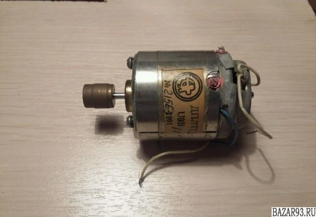 Электродвигатель дплт U9B