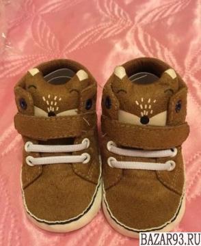 Красивая обувь для мальчиков и девочек