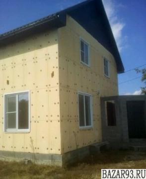Продам дом 2-этажный дом 98 м² ( экспериментальные материалы )  на участке 4 сот