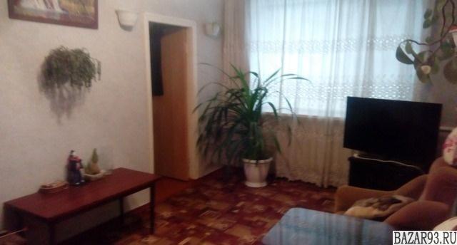 Продам квартиру 3-к квартира 45 м² на 1 этаже 2-этажного кирпичного дома