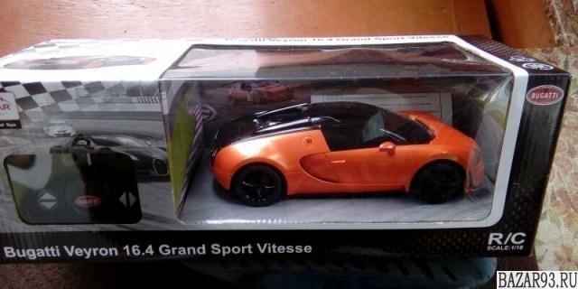 Продаётся машина на пульте Bugatti Veyron 16. 4